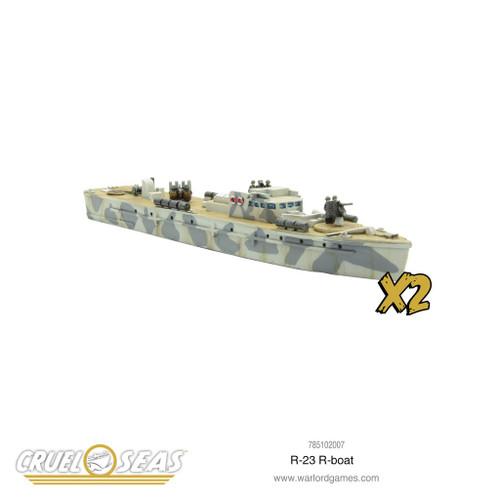 Kriegsmarine R-23 R-Boat - 785102007