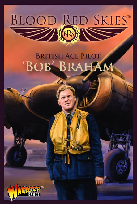 Blood Red Skies - 'Bob' Braham, British ACE Pilot - 772212002