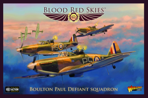 Blood Red Skies - Boulton Paul Defiant Squadron - 772212003