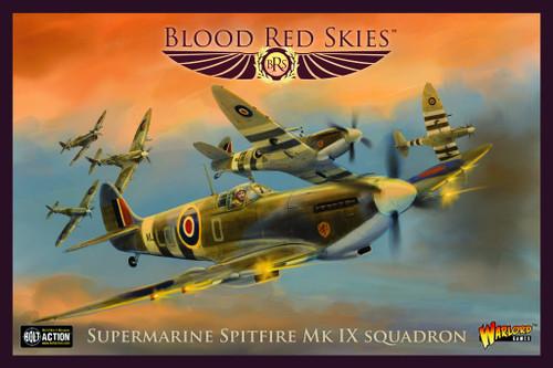 Blood Red Skies - Supermarine Spitfire Mk IX Squadron - 772212004