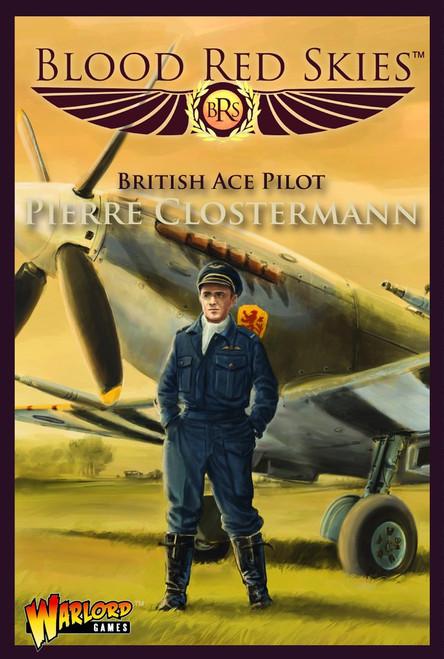 Blood Red Skies - Pierre Clostermann, British ACE Pilot - 772212005