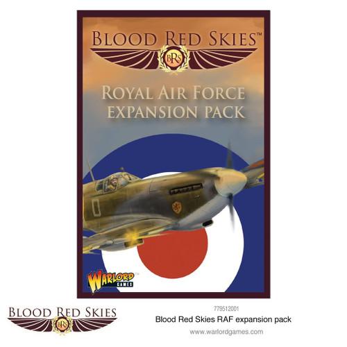 Blood Red Skies - Royal Air Force Expansion Pack - 779512001