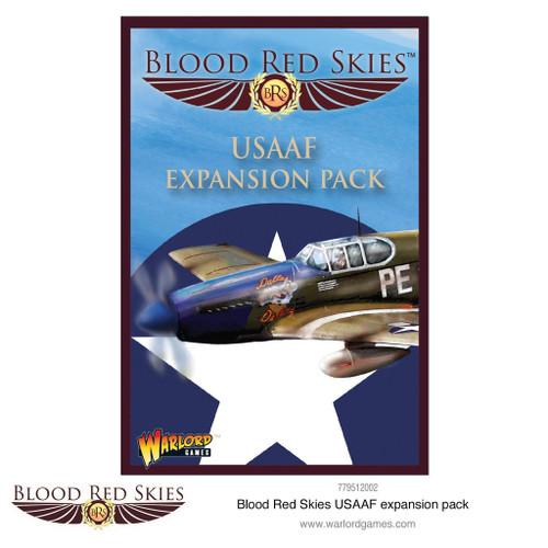Blood Red Skies - USAAF Expansion Pack - 779512002