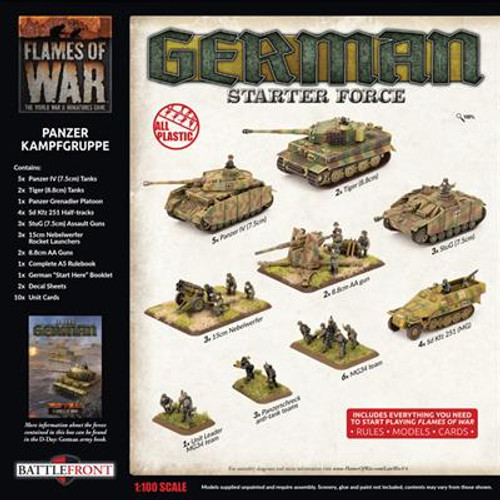 GERMAN PANZER KAMPFGRUPPE ARMY DEAL GEAB18