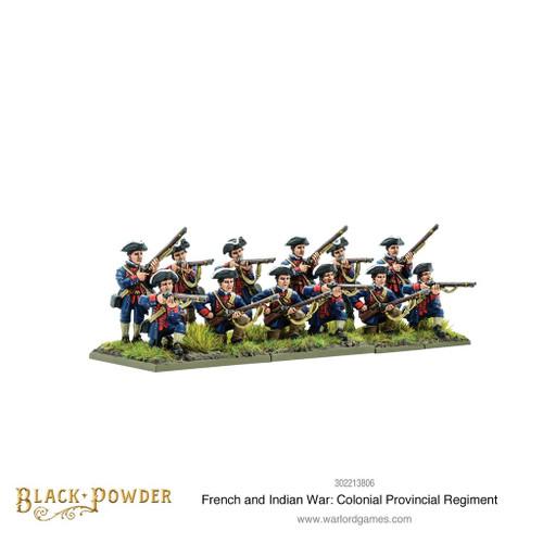 Colonial Provincial Regiment - 302213806
