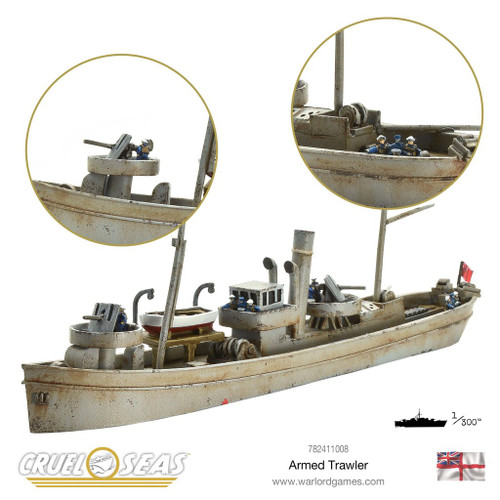 British Armed Trawler - 782411008