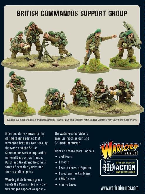 British Commandos Support Group - 402211102