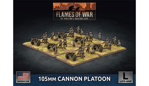 105mm Cannon Platoon - UBX82