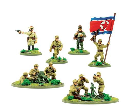 North Korean KPA LMG Support Group - 402218105