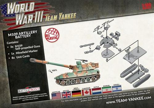 M109 Artillery Battery - TUBX24
