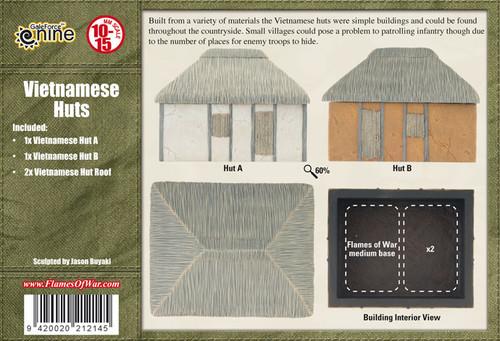Vietnamese Huts - BB169