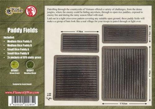 Paddy Fields - BB170