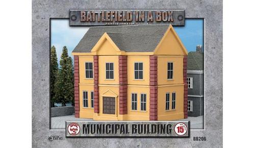Municipal Building - BB206