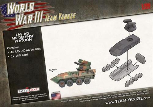 LAV-AD Air Defense Platoon - TUBX22