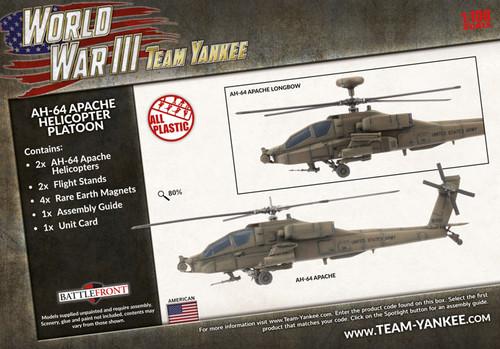 AH-64 Apache Helicopter Platoon - TUBX21