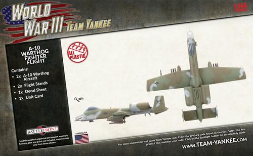 A-10 Warthog Fighter Flight - TUBX27