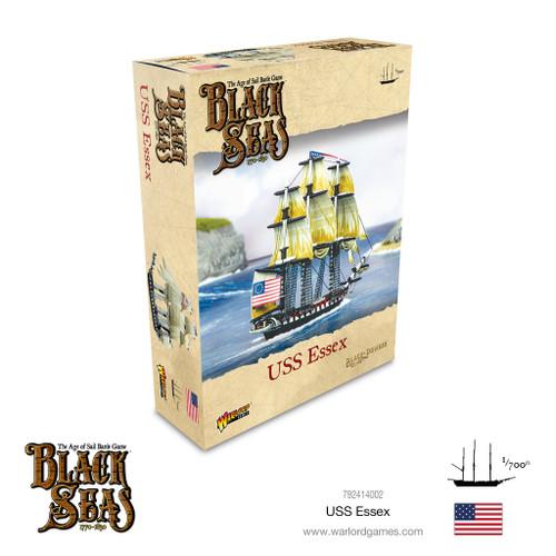 Black Seas USS Essex