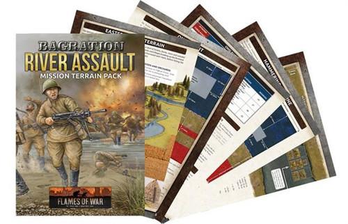 Bagration River Assault Mission Terrain Pack - FW266A