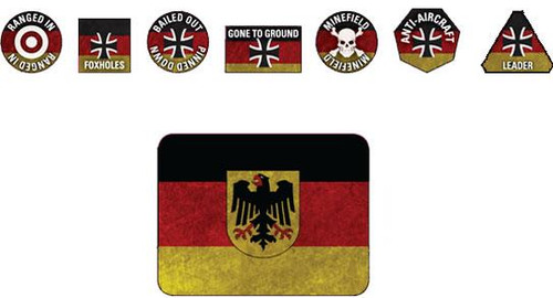 West German Gaming Set World War III - TTK20