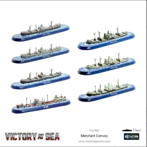 VaS Merchant Convoy