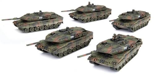 World War III - Leopard 2A5 Panzer Zug - TGBX18