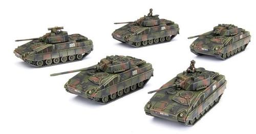 World War III - Marder II Zug - TGBX19