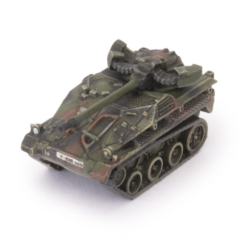 World War III - Wiesel FK 20mm Flugabwehr Zug - TGR001