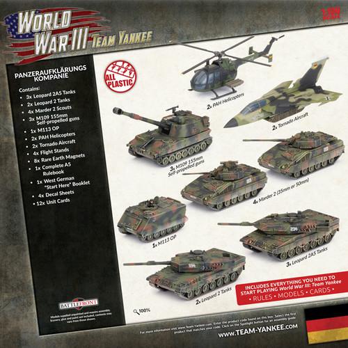 World War III - West German Starter Force - Panzeraufkärungs Kompanie -  TGRAB03