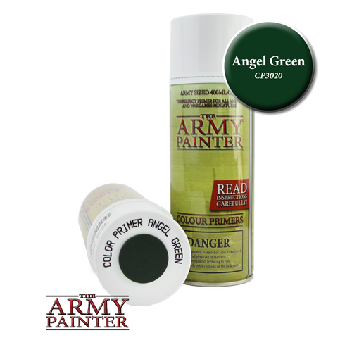 Angel Green Primer
