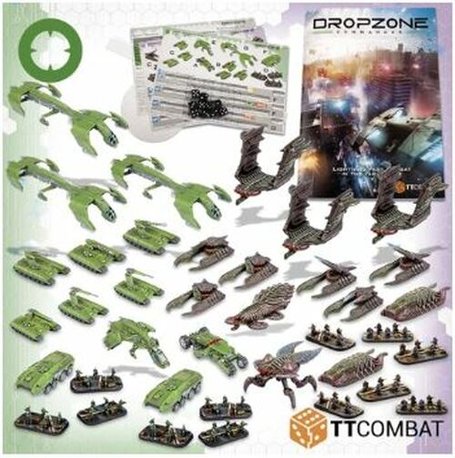 Dropzone Commander 2 Player Starter Set - TTDZX-ACC-001