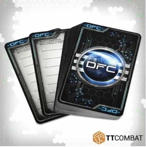 Dropfleet Activation Cards - TTDFX-ACC-001