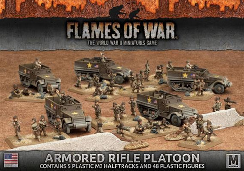 Fighting First Armored Rifle Platoon