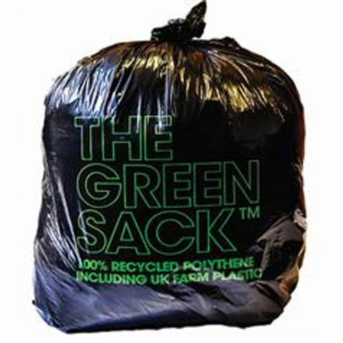 Heavy Duty Refuse sacks 140g PK200