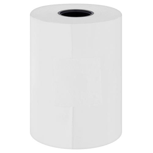 Thermal till roll 57 x 80mm 1Ply pack of 50