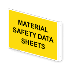 Image result for msds data sheet gif