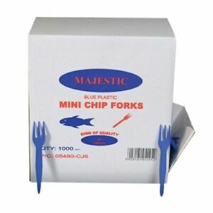 CONCEPT CATERING PLASTIC FORKS pack of 200