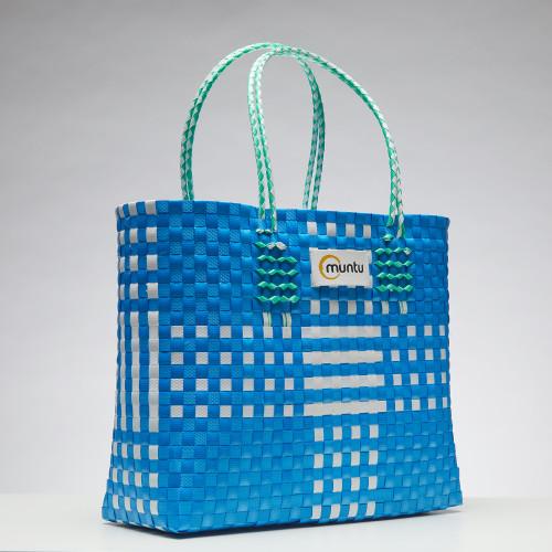 Romeli Bag - Blue - muntu - themuntu.com