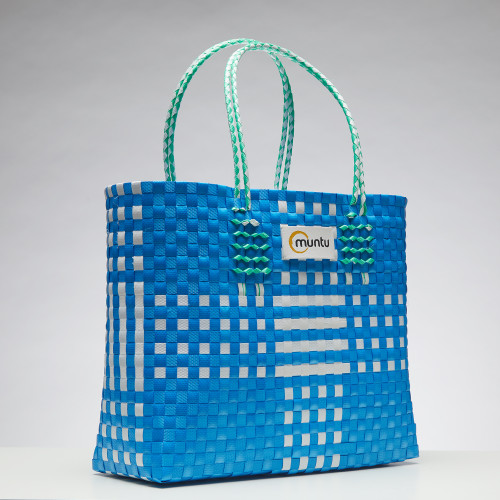 Romeli Bag - Blue - muntu - themuntu.com