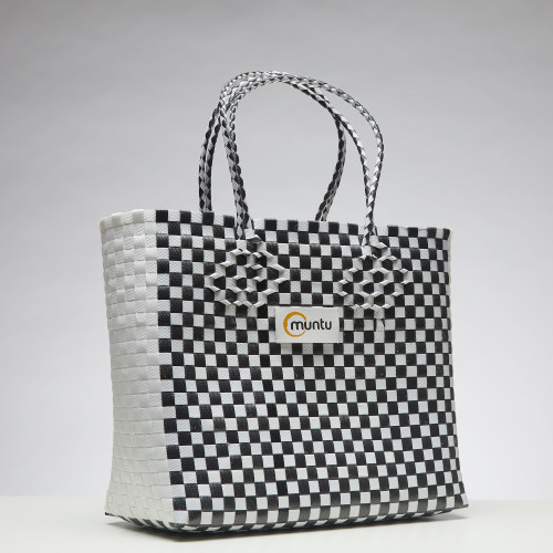Romeli Bag - White - muntu - themuntu.com