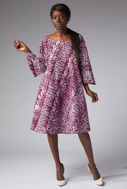 Garida V back Dress - muntu - themuntu.com