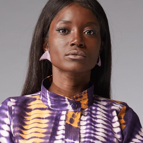 Lulu Bell Sleeve Dress - muntu - themuntu.com