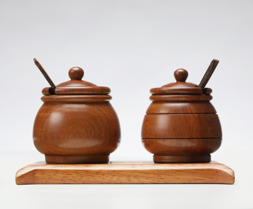 Petite Wooden Bowls - muntu - themuntu.com