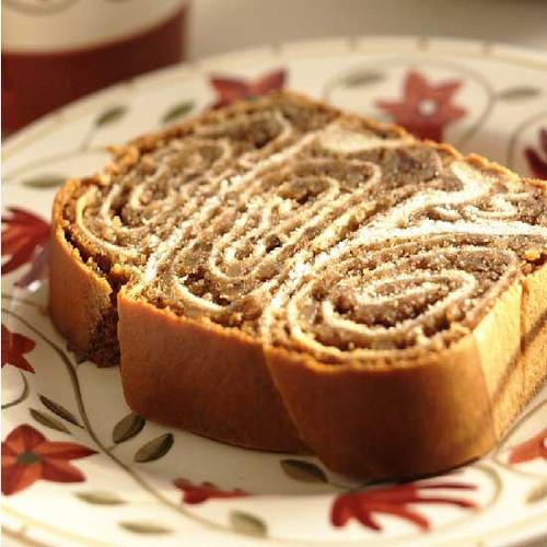 Reduced Sugar English Walnut Povitica From Strawberry Hill