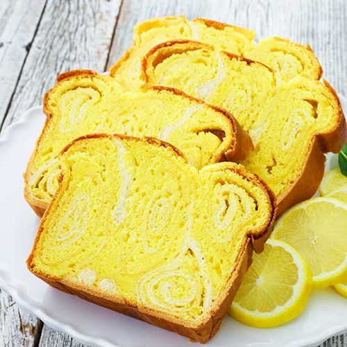 Lemon Cream Cheese Povitica