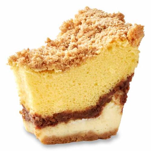 Cinnamon Cream Cheese Coffee Cake