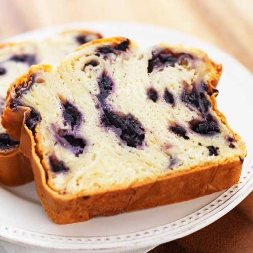 Blueberry Cream Cheese Povitica