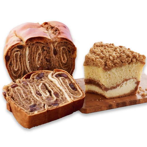 One Povitica & One Coffee Cake Combo Pack