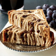 Raisin Walnut Povitica Slice
