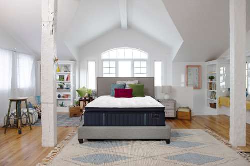 Hurston Estate Collection - Plush Pillow Top by Tempur-Pedic available at Swann's Furniture in Tyler, TX