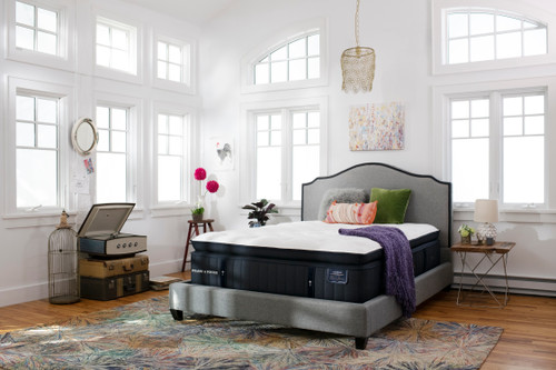 Pollock Lux Estate Hybrid Collection - Plush by Tempur-Pedic available at Swann's Furniture in Tyler, TX